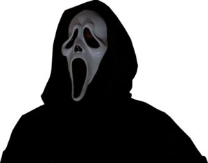 Ghostface Roman Render