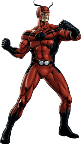 Henry Pym (Earth-12131) 001