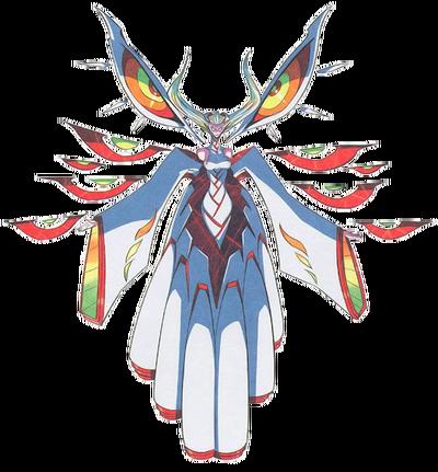 Ragyo second form