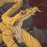 Serpiente Fueteadora