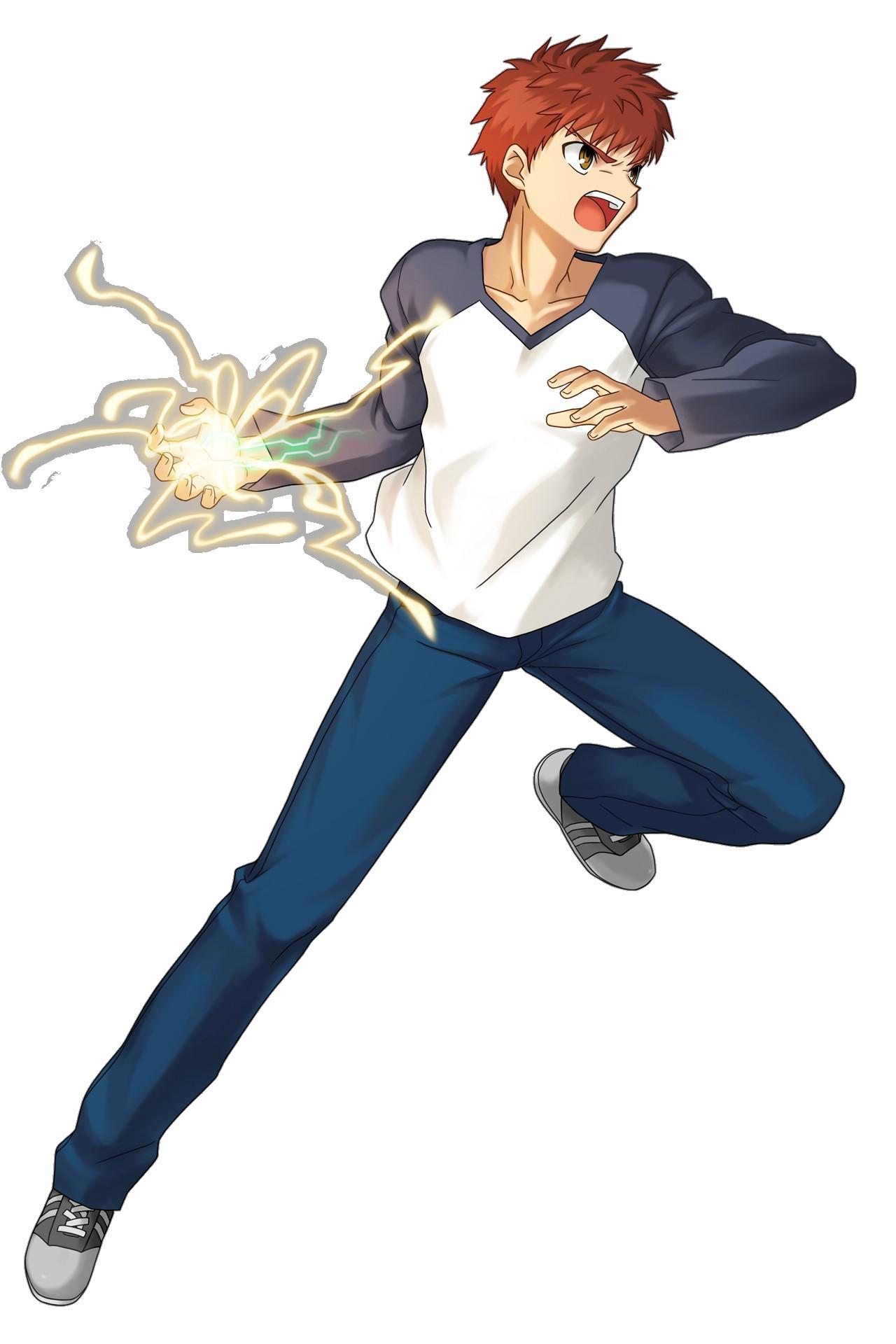Shirou Emiya Vs Battles Wiki Fandom Powered By Wikia