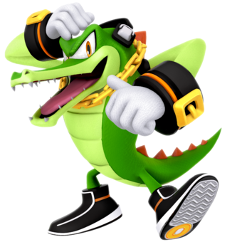 Vector The Crocodile Vs Battles Wiki Fandom