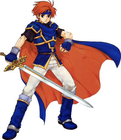 Roy (Binding Blade Artwork2)
