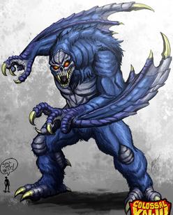 Solomon (Colossal Kaiju Combat!)