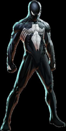 Symbiote Spider-Man Renderfullsize