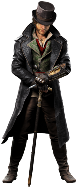 Assassin s creed syndicate jacob frye render 2 by crussong d8t7kqx