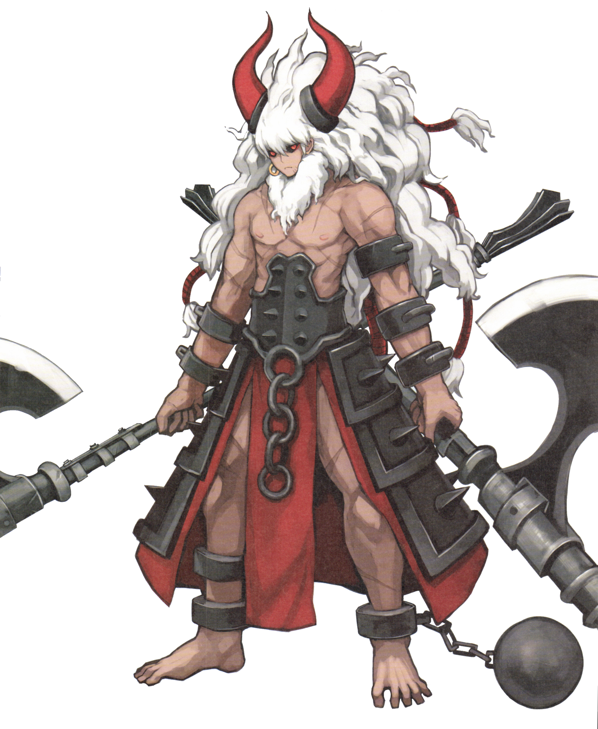 Berserker (Asterios) | VS Battles Wiki | FANDOM powered by ...