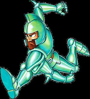 BronzeArmor Arthur