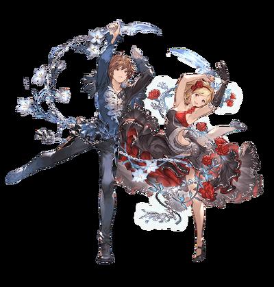 Dancer Render