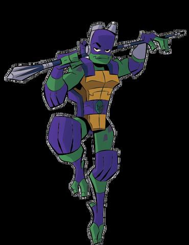 Donatello ROTTMNT2