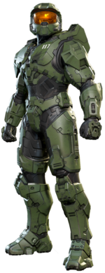 Master Chief Halo Infinite