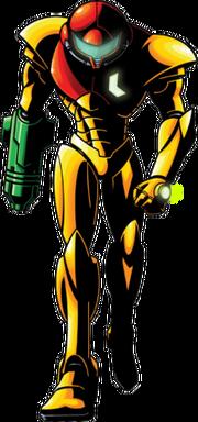 Metroid Zero Mission Power Suit