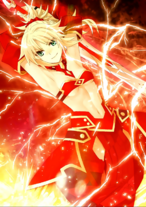 Saber of Red (Mordred)