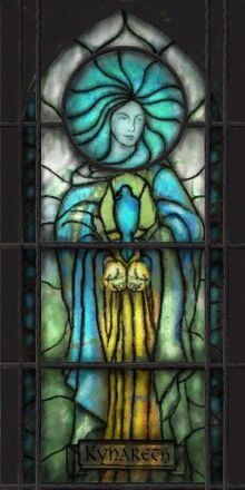 Nine ob kynareth window