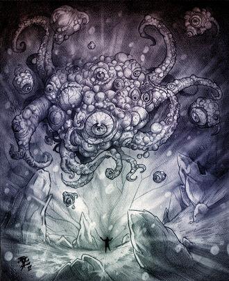 Yog sothoth by chivohit-d5b8wrr