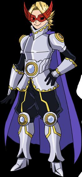 Yuuga Aoyama Full Body Hero Costume