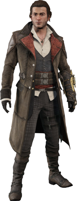 Assassin Creed Syndicate MC Render