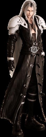 Sephiroth FFVII Remake