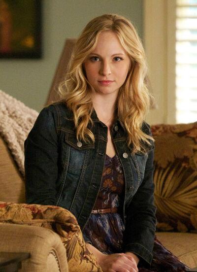 The Vampire Diaries - Caroline Forbes