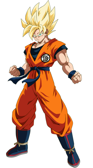 Images of goku in dragon ball z