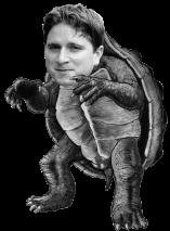 Kappa turtle 2