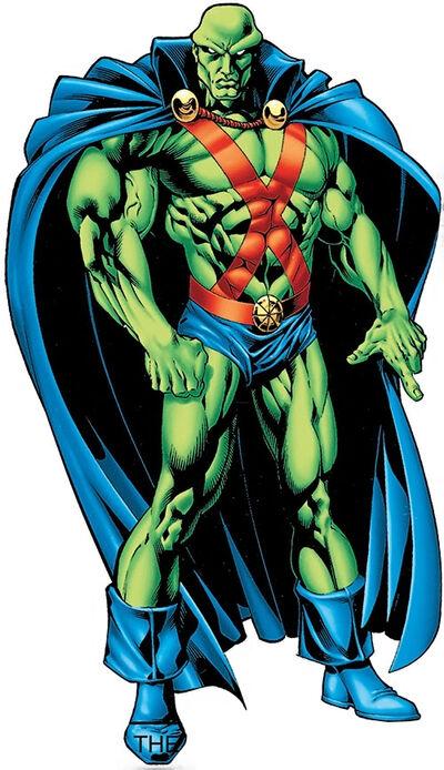 Martian-Manhunter-DC-Comics-JSA
