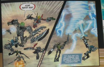 Bionicle Storm 2