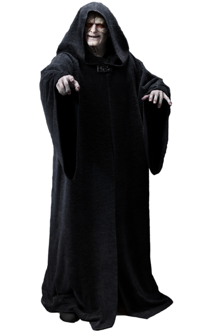 Darth Sidious Render