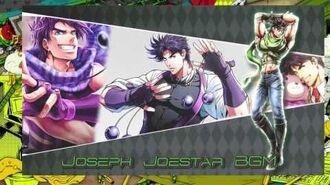 JoJo's Bizarre Adventure Eyes of Heaven OST - Joseph Joestar Battle BGM