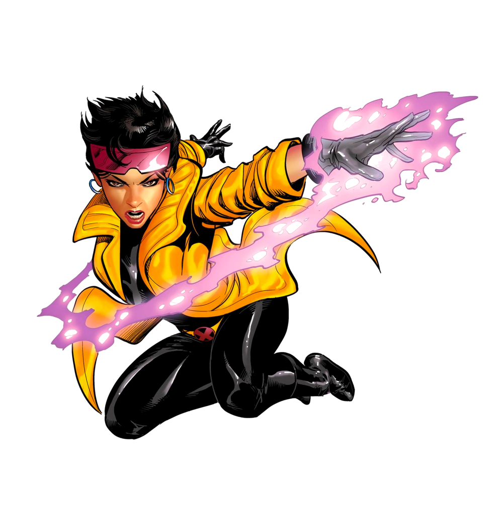 marvel comics jubilee