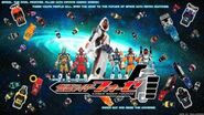 Kamen Rider Fourze - Switch On!