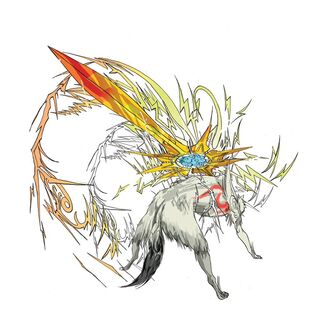 Amaterasu Thunder Edge