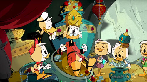 Ducktales new verse