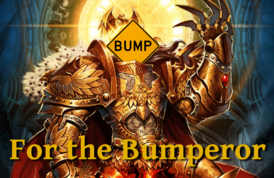For the bumperor