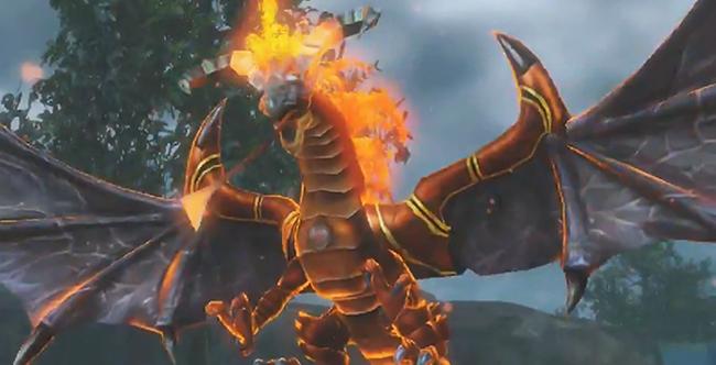 image volga dragon form png vs battles wiki fandom powered by