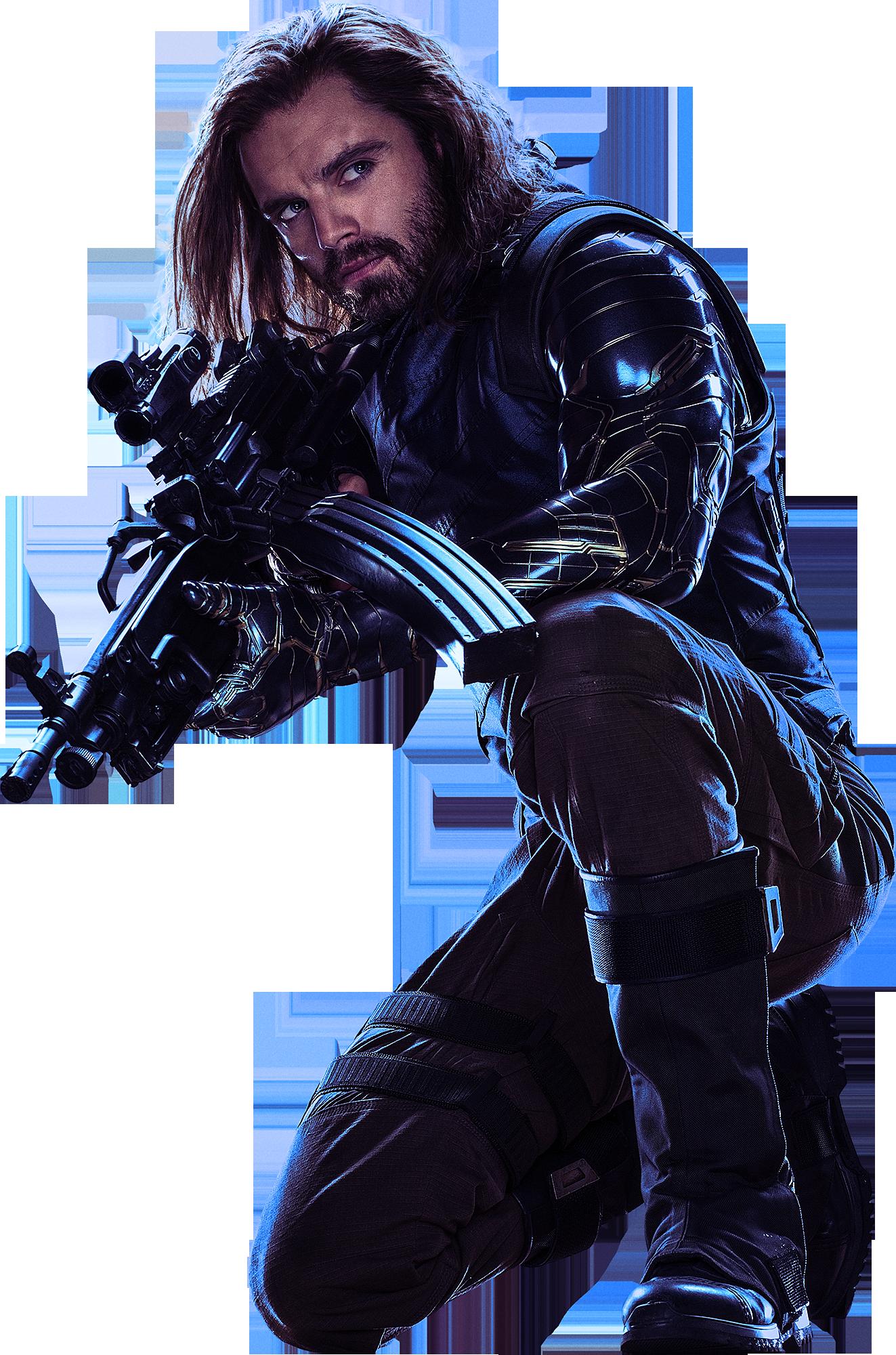 Winter Soldier (Marvel Cinematic Universe) | VS Battles ...