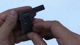 World's Smallest Pistol - 2.7mm Kolibri-0
