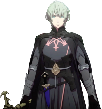 Male Byleth Sothis Fused