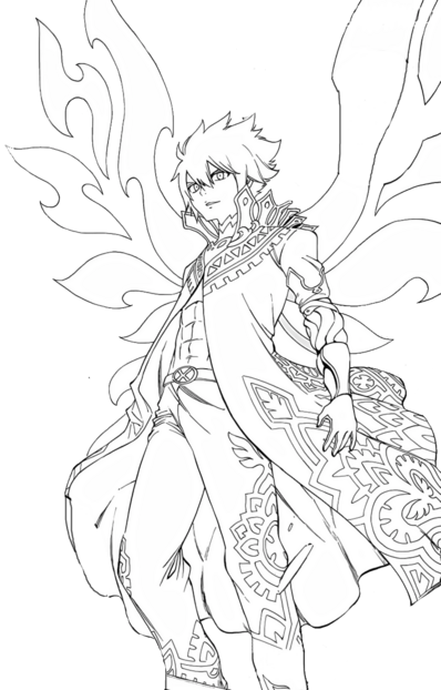 Zeref Fairy Heart