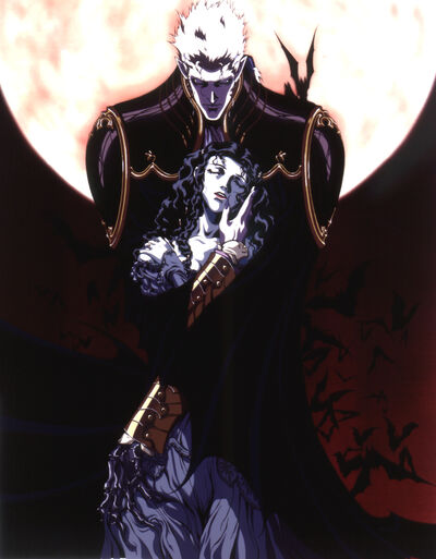 Vampire Hunter D - Revisions and Additions   VS Battles Wiki