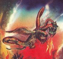 Dragon Hydra (Mythology)