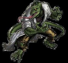 Marvel's Lizard
