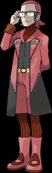 Omega Ruby Alpha Sapphire Maxie