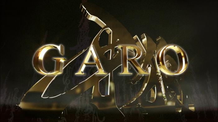 Garo logo wallpaper