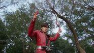 Kamen Rider Accel Drive Double Rider Kick!