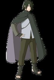 Sasuke wandering shinobi by masonengine-d9xfqh2