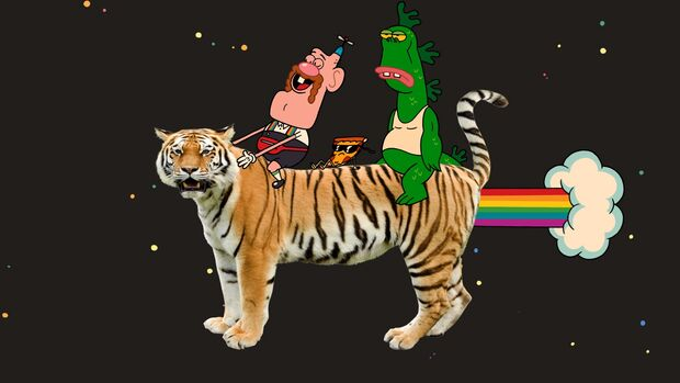 Uncle Grandpa main cast