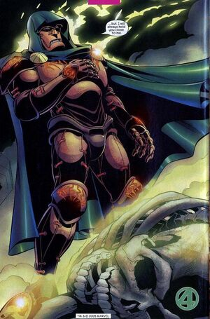 Doom Skin Armor