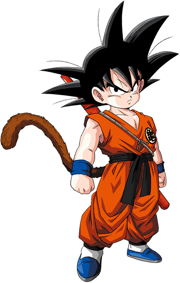 Kid goku render dokkan battle by maxiuchiha22 dccjed9