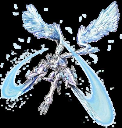 Omegamon Merciful Mode New Render